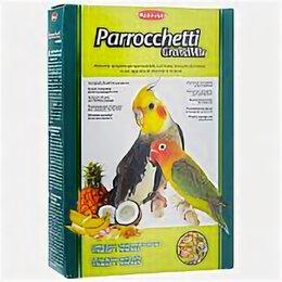 Корма - PADOVAN Корм для средних попугаев 400гр, 0