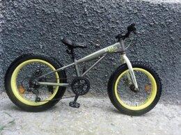 Велосипеды - Велосипед Black AQva FAT 222.Доставк, 0