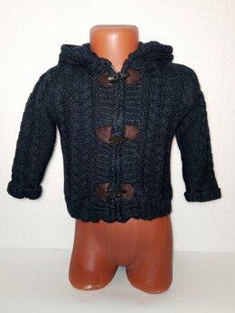 Толстовки - Кофта-куртка «LITTLE REBEL». 12-18 месяц, рост –…, 0