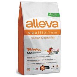 Корма  - Сухой корм Alleva Equilibrium Dog All Day…, 0