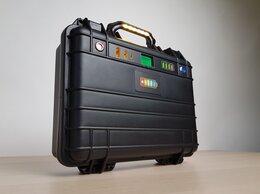 Универсальные внешние аккумуляторы - Портативная зарядная станция LFP-800, 0