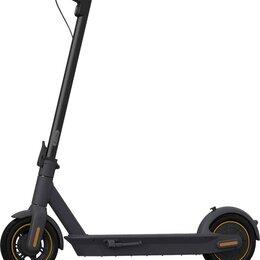 Самокаты - Электросамокат Ninebot KickScooter Max G30P RU, 0
