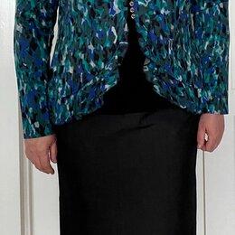 Блузки и кофточки - Блуза, кардиган Frank Walder, р.50-52, 0