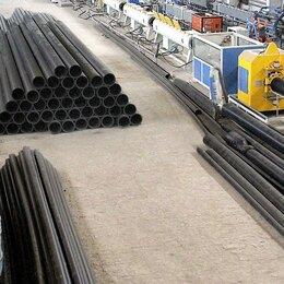 Водопроводные трубы и фитинги - Трубы ПНД от производителя от 20 до 630 диаметров (газ,вода), 0