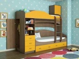 Кроватки - Кровать детская двухъярусная КР-6, 0