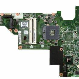 Материнские платы - Материнская плата HP CQ57-201ER + процессор AMD Dual-Core C-50, 0