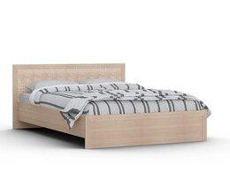 Кровати - Кровать Gloss 03 (1200) с кожаной спинкой, 0