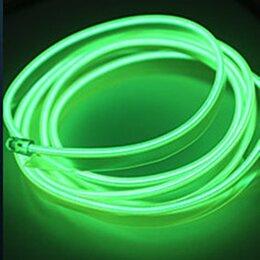 Светодиодные ленты - Неон зеленый 5 метров, 0