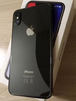 Мобильные телефоны - iPhone X 256 Гб чёрный (гарантия и чек)/Доставка, 0