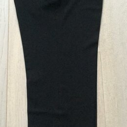 Брюки - Брюки классические черные 58 размера, 0
