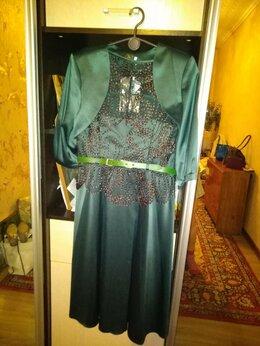 Платья - Платье  новое  нарядное  р.52 рост 164 , 0