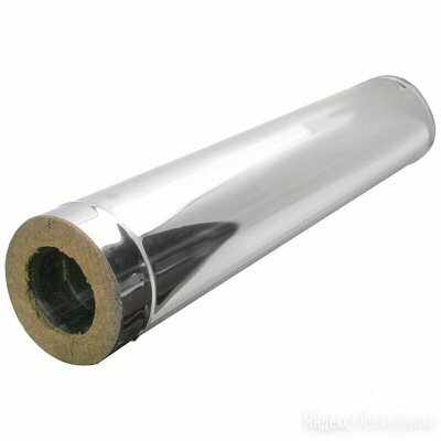 Сэндвич-трубы для дымоходов  по цене 1020₽ - Дымоходы, фото 0