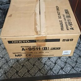Усилители и ресиверы - Усилитель onkyo a9511 новый, 0