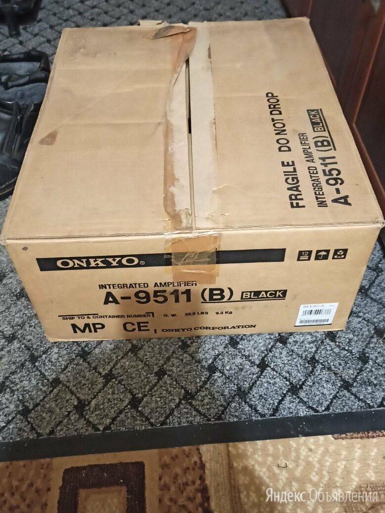 Усилитель onkyo a9511 новый по цене 30000₽ - Усилители и ресиверы, фото 0