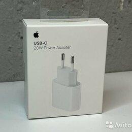 Зарядные устройства и адаптеры - Apple USB-C Power Adapter 20W, 0