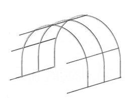 Теплицы и каркасы - Удлинение каркаса теплицы 4*2,5*2 м (Шаг дуги…, 0