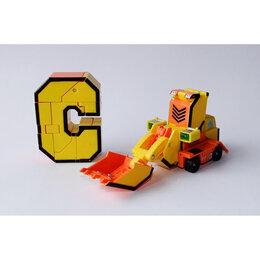 Развивающие игрушки - Трансформеры Буквы , 0