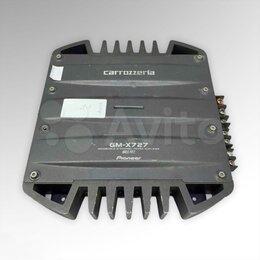 Усилители и ресиверы - Автомобильный Усилитeль Саrrozzеriа GМ-Х727 , 0