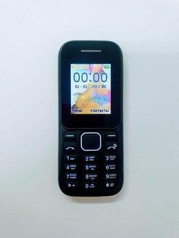 Мобильные телефоны - Мобильный телефон Vertex M105 черный, 0