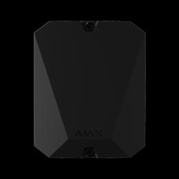 Охранно-пожарная сигнализация - Модуль интеграции Ajax MultiTransmitter black, 0