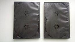 Диски - Новые коробки для CD DVD на 8 дисков, 0