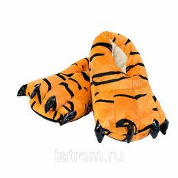 Кигуруми - Тапочки для кигуруми тигра, 0