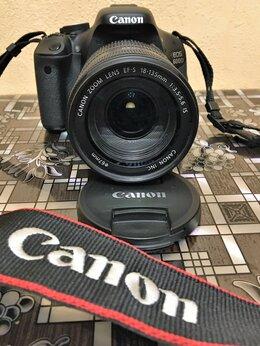 Фотоаппараты - Зеркальный фотоаппарат Canon EOS 600D kit 18-135, 0