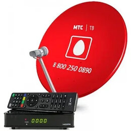 Спутниковое телевидение - Спутниковое ТВ от МТС, 0
