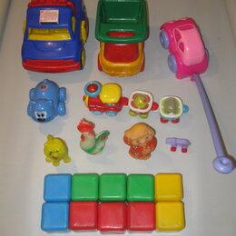 Развивающие игрушки - Большой пакет развивающих игрушек малышу, 0