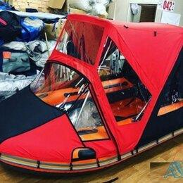 Аксессуары  - Тент-трансформер Комби ходовой для лодок пвх от 3.0 до 3.3 м, 0