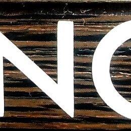 Кронштейны и стойки - Denon - наклейки-логотипы для стоек-подставок, катушек-бобин. 60 х 12мм, 0