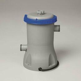 Фильтры, насосы и хлоргенераторы - Фильтр-насос картриджный 2006 л/ч, Bestway, 0