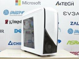 Настольные компьютеры - Игровой пк на i5-4460/ 16Gb/ SSD+HDD/ GTX 1050 2Gb, 0