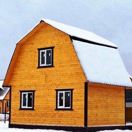 Готовые строения - Дачный дом зимой, 0