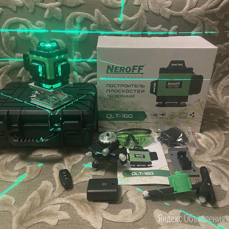 Лазерный уровень 4D по цене 7000₽ - Измерительные инструменты и приборы, фото 0