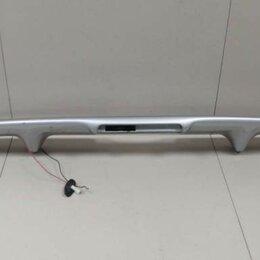 Кузовные запчасти - Спойлер дефлектор крышки багажника Lada 2114 2001-2013, 0