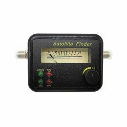 Спутниковое телевидение - Прибор для настройки спутниковых антенн Satellite Finder GSF-9504, 0