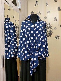 Блузки и кофточки - Стильные блузки 52р,54р,56р, 0
