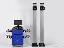 Стенд для регулировки сход-развала - Техно Вектор 7  V 7204 H A СТЕНД СХОД-РАЗВАЛ 3D, 0