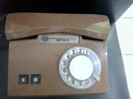 Проводные телефоны - Телефон дисковый VEF TD.Доставка, 0