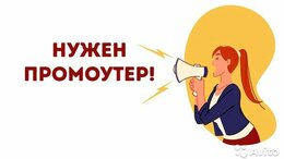Промоутер - ПОДРАБОТКА , 0