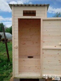 Архитектура, строительство и ремонт - Дачный туалет , 0