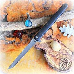 Ножи и мультитулы - Складной нож Sharp Edge TS-GRN BL полуавтомат, 0