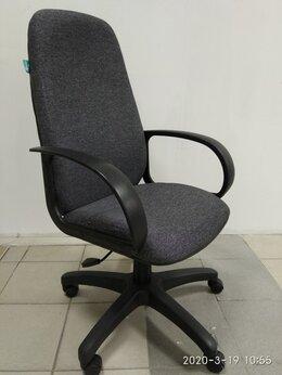 Компьютерные кресла - КРЕСЛО БЮРОКРАТ CH- 808, 0