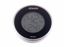 Измерительные инструменты и приборы - Термо-Гигрометр Jemar цифровой, высокоточный, с…, 0