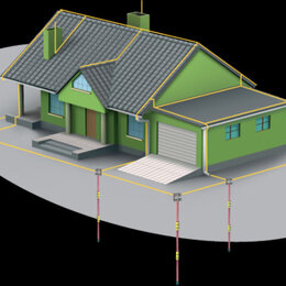 Измерительные инструменты и приборы - Замеры сопротивления заземления и молниезащиты, 0