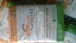 Строительные смеси и сыпучие материалы - Цемент в мешках с доставкой, 0