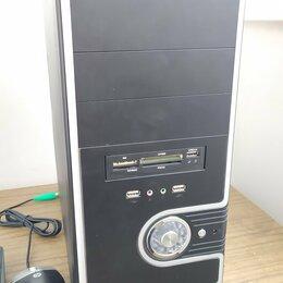 Настольные компьютеры - Современный компьютер пк SSD, Core i3 3.5ГГЦ, 4GB, 0