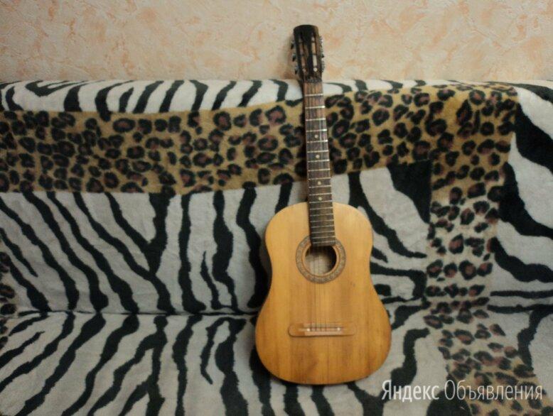 Гитара Росмузпром 6 струн 1982 год по цене 2500₽ - Акустические и классические гитары, фото 0