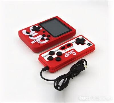 Приставка Plus Sup Game Box 400in1 с джойстиком по цене 1190₽ - Игровые приставки, фото 0